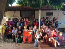 Mulheres de todo o Brasil com o pé na estrada para a Marcha das Margaridas