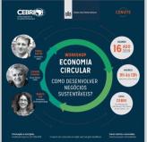 CEBRI realiza workshop sobre Economia Circular  em parceria com o Consulado da Holanda no Rio