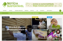 Notícia Sustentável: novo portal traz informações estratégicas para a sustentabilidade