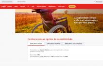 Claro lança solução com tradutor para Libras em seu site oficial