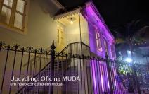 Oficina MUDA - Moda sustentável e upcycling
