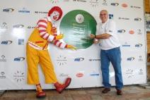 Torneio de Golfe arrecada R$479 mil para ajudar no tratamento de crianças com câncer