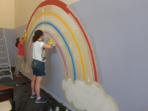 Voluntariado Petrobras revitaliza escola de educação infantil pública do Rio