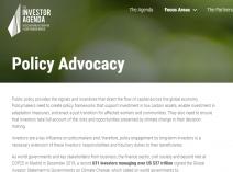 COP 25: Mais de 630 investidores internacionais se unem para pedir ação e ambição dos governos contra a crise climática