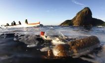 Estação de reciclagem química e ecobarreiras são alternativas para a conservação da Baía de Guanabara