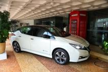 Representações diplomáticas britânicas pelo mundo terão carros oficiais substituídos por carros elétricos a partir de 2020