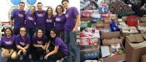 Ação de FedEx Cares beneficia cerca de 700 crianças em São Paulo