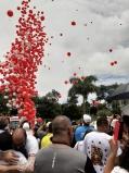 Milhares de fieis participam da 1ª Romaria da Arquidiocese de Belo Horizonte pela Ecologia Integral a Brumadinho