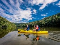 Carnaval com natureza: Legado das Águas é destino de ecoturismo no feriado