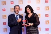 Divisão Brasil da Arcos Dorados recebe a certificação Top Employers Brasil 2020