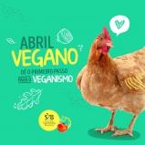 SVB anuncia o lançamento da campanha Abril Vegano