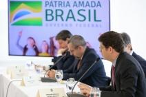 Ministro do Meio Ambiente, Ricardo Salles, surpreende com discurso de desmonte ambiental em reunião ministerial
