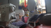 ESPECIAL CORONAVÍRUS - Artesãs indígenas de Manaus movimentam comércio com Economia Solidária