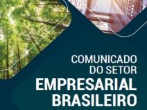 Setor empresarial cobra agenda sustentável do governo brasileiro