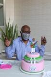 Nas asas da canção: Cantor e compositor mangueirense, Nelson Sargento ganha festa pelos 96 anos