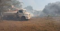 Sesc Pantanal atua na prevenção de incêndios na maior Reserva Natural do país e combate ao fogo em áreas vizinhas
