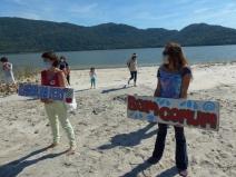 DENÚNCIA - Moradores de Florianópolis temem colapso da Lagoa do Peri