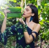 Designer brasiliense usa Amazônia como inspiração para criar joias orgânicas e produtos sustentáveis