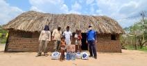 Campanha do Sesc Pantanal chega a 30 toneladas em doações para famílias no Pantanal