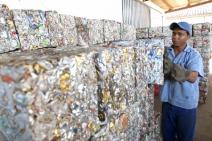 Brasil reciclou mais de 97% das latas de alumínio para bebidas