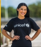 Thaynara OG se junta à time de estrelas em nomeação de Embaixadora do UNICEF no Brasil