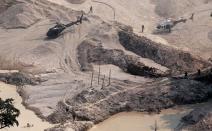 Amazônia tem 4,5 mil locais de garimpo ilegal identificados, mais da metade no Brasil