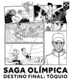 COB lança coleção de mangás de atletas do Time Brasil em ação digital