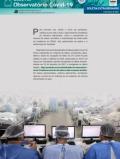 Covid-19: nota técnica da Fiocruz aponta agravamento da pandemia