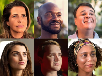 Nova campanha da Shell Brasil conta histórias que inspiram