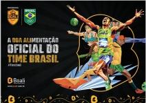 Boali é a nova parceira do Comitê Olímpico do Brasil e estará com o Time Brasil até 2024