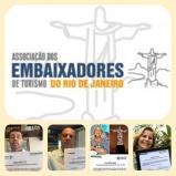 Novos Embaixadores de Turismo do RJ 2021 tomam posse