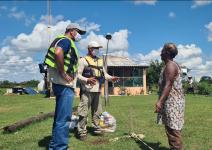 Sesc Pantanal entrega três toneladas de cestas básicas para indígenas e comunidade ribeirinha