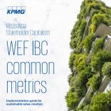KPMG participa de guia para métricas ESG