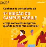 Instituto Claro anuncia projetos vencedores da 9ª edição do concurso de inovação Campus Mobile