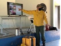 Sesc Pantanal capacita brigadistas para prevenção a incêndios