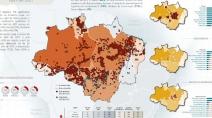 Desmatamento na Amazônia bateu recorde em abril, diz Imazon