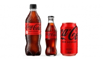 Nova Coca-Cola Sem Açúcar chega ao Brasil
