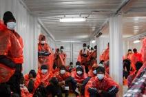 Mortes de migrantes em rotas marítimas para a Europa duplicam em relação ao ano anterior, mostra Organização Internacional para as Migrações (IOM) das Nações Unidas