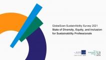 Suzano é indicada entre as empresas líderes em sustentabilidade na GlobeScan-SustainAbility Leadership Survey 2021