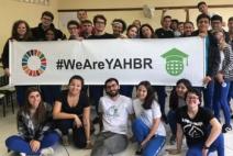 Em Curitiba, jovens divulgam Objetivos de Desenvolvimento Sustentável
