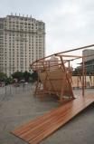 Em plena Praça Mauá, Mostra inédita e gratuita apresenta construções sustentáveis para um mundo novo
