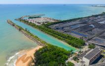 ArcelorMittal Tubarão inaugura maior planta de dessalinização de água do mar do país
