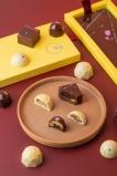Marca de chocolates saudáveis aposta na estética artística