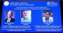 Nobel de Física premia cientistas por pesquisas sobre o clima