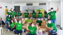 Ações de voluntariado da Neoenergia impactam 18 instituições em seis estados