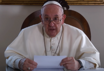 Papa: é hora de frear a locomotiva descontrolada da ganância humana
