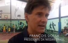 Entrevista com François Dossa, Presidente da Nissan do Brasil