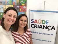 TV Plurale - Entrevista com Adriana Boscov, Diretora-Executiva da ONG Saúde Criança