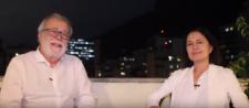 Jornalista George Vidor entrevista Marina Grossi, presidente do CEBDS, sobre sustentabilidade