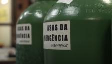 Greenpeace Brasil - Asas da Emergência a serviço da vida
